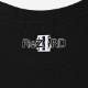 【ReZARD × Luxury Love.】 Relax T-shirts(Black)
