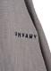 【UNVAMY】スクールニットカーディガン/UNISEX(グレー)
