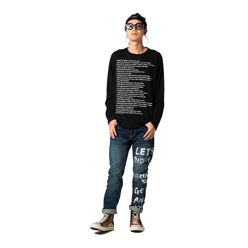 【glamb×ReZARD コラボ】Message CS