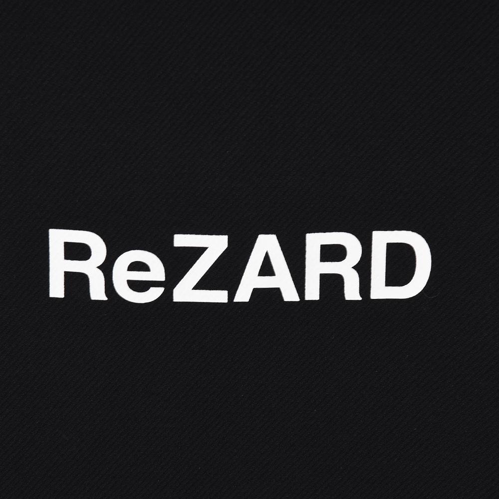 【ReZARD】Logo Hoodie(Black)