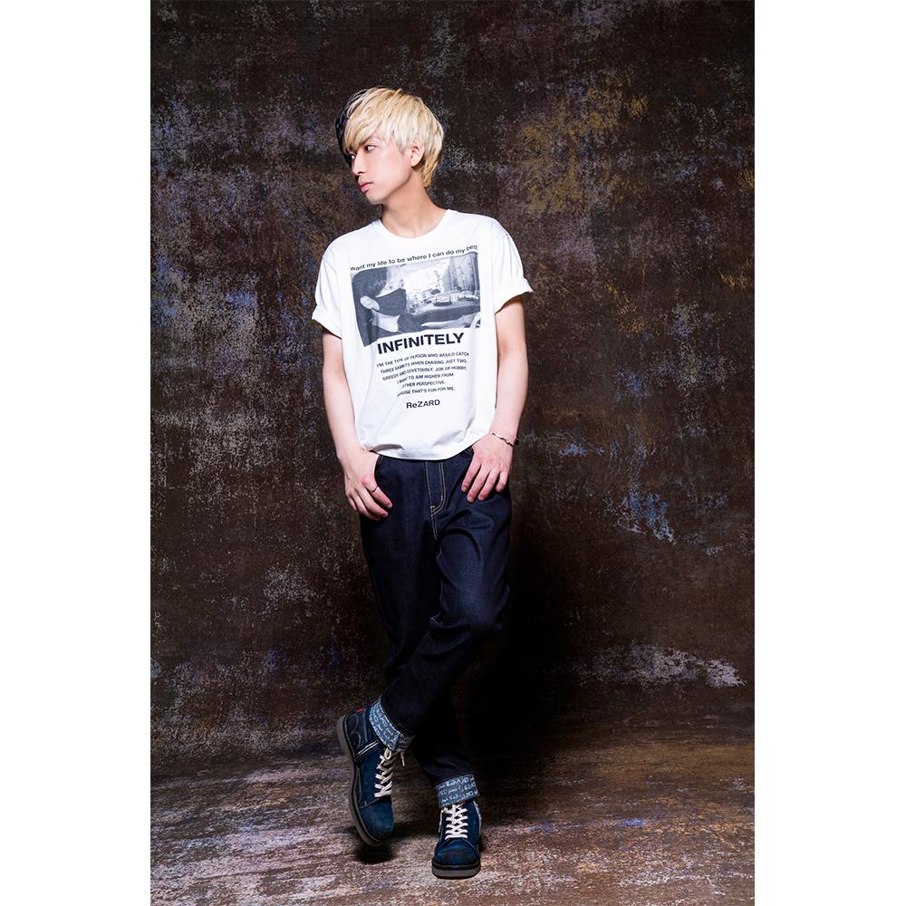 【glamb×ReZARD コラボ】HIKARU photo CS