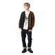 【glamb×ReZARD コラボ】Symmetry panther cardigan