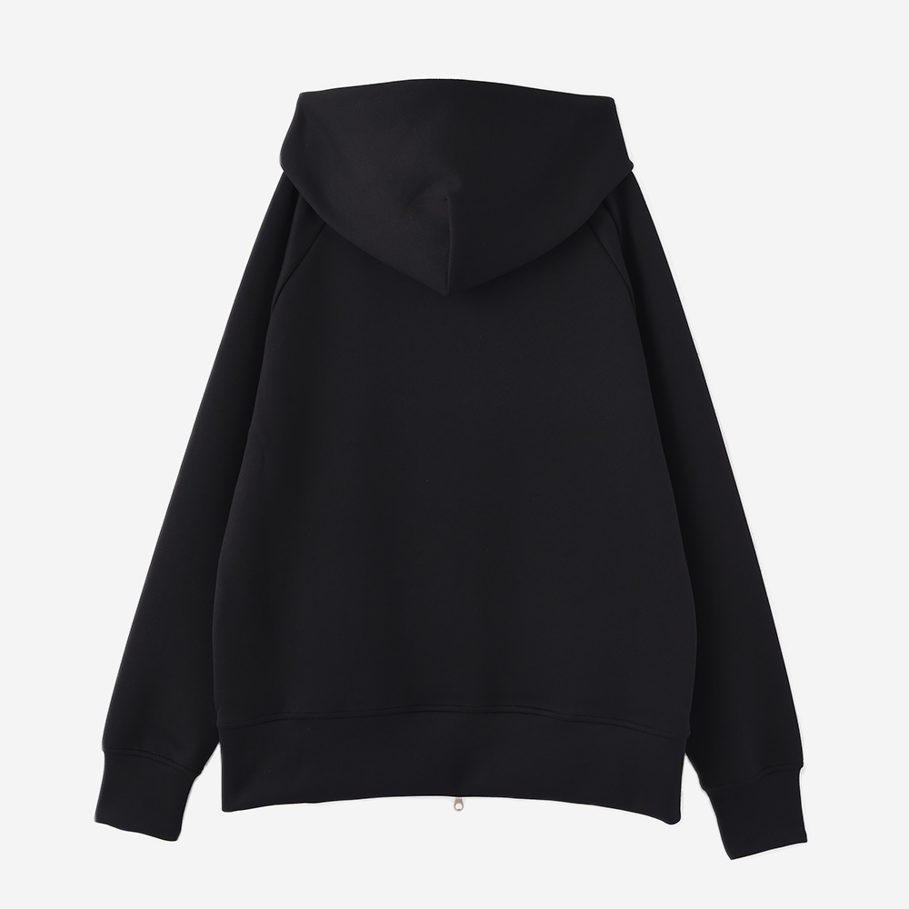 【ReZARD】High neck Zip-up Hoodie