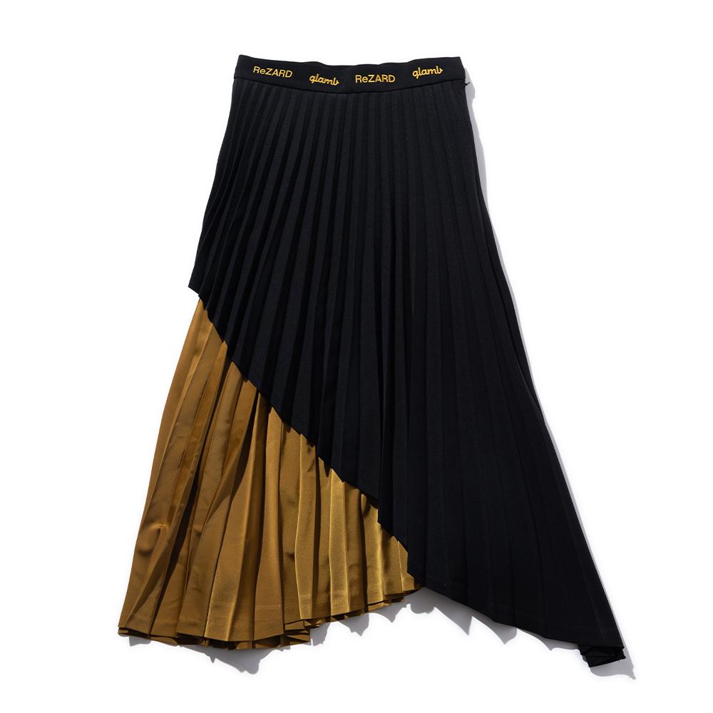 【glamb×ReZARD コラボ】GR skirt