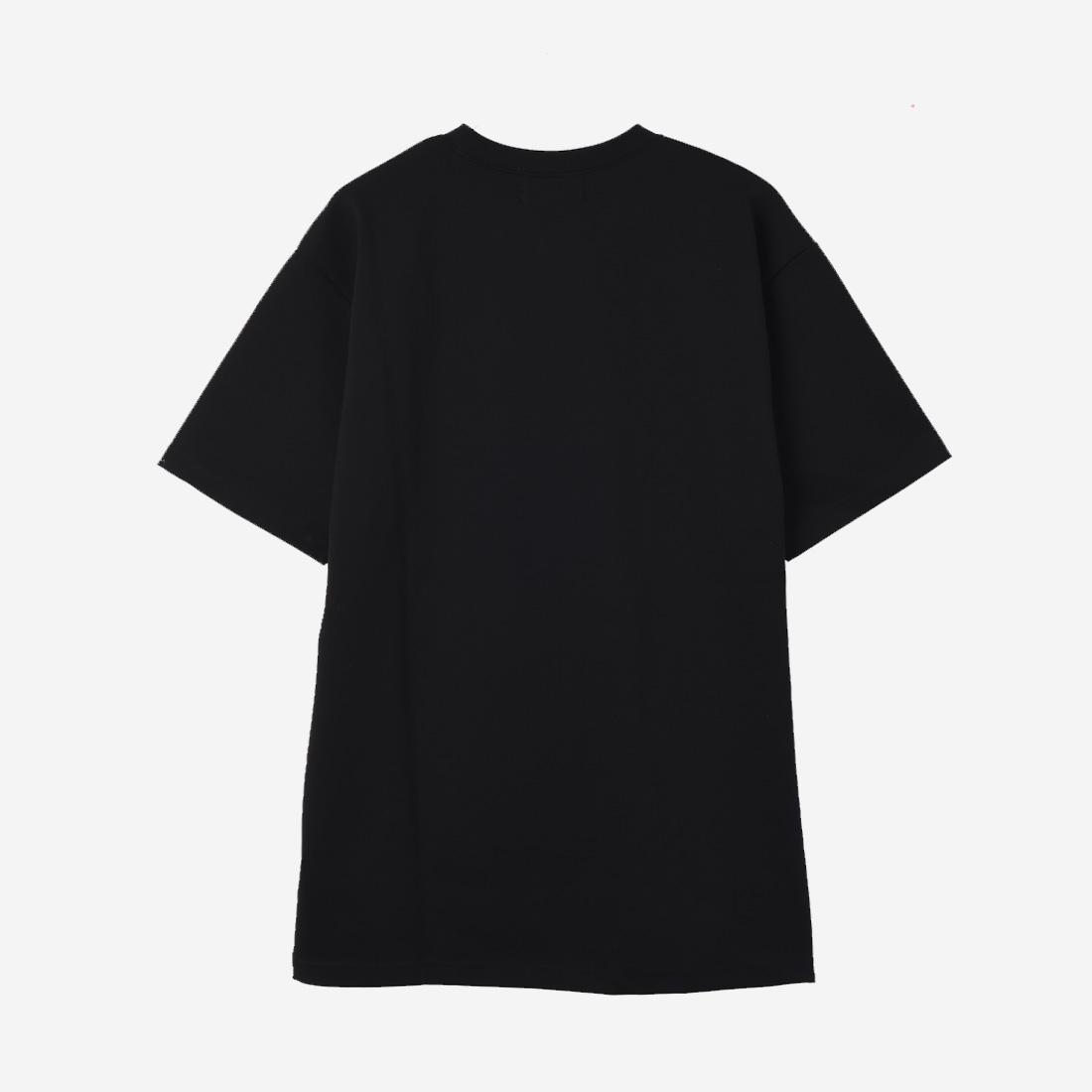 【ReZARD】Signature logo regular-fit T-shirts