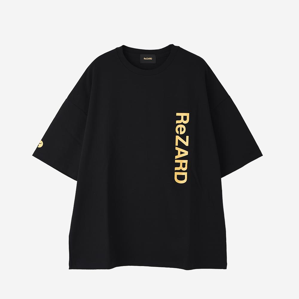 【ReZARD】Vertical Logo T-shirts