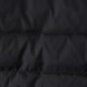 【ReZARD】Logo Printed Down Hooded Blouson