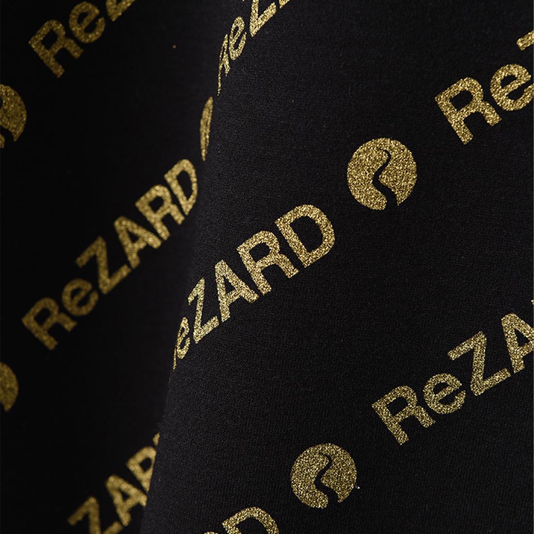 【ReZARD】Logo Printed Zip-up Hoodie