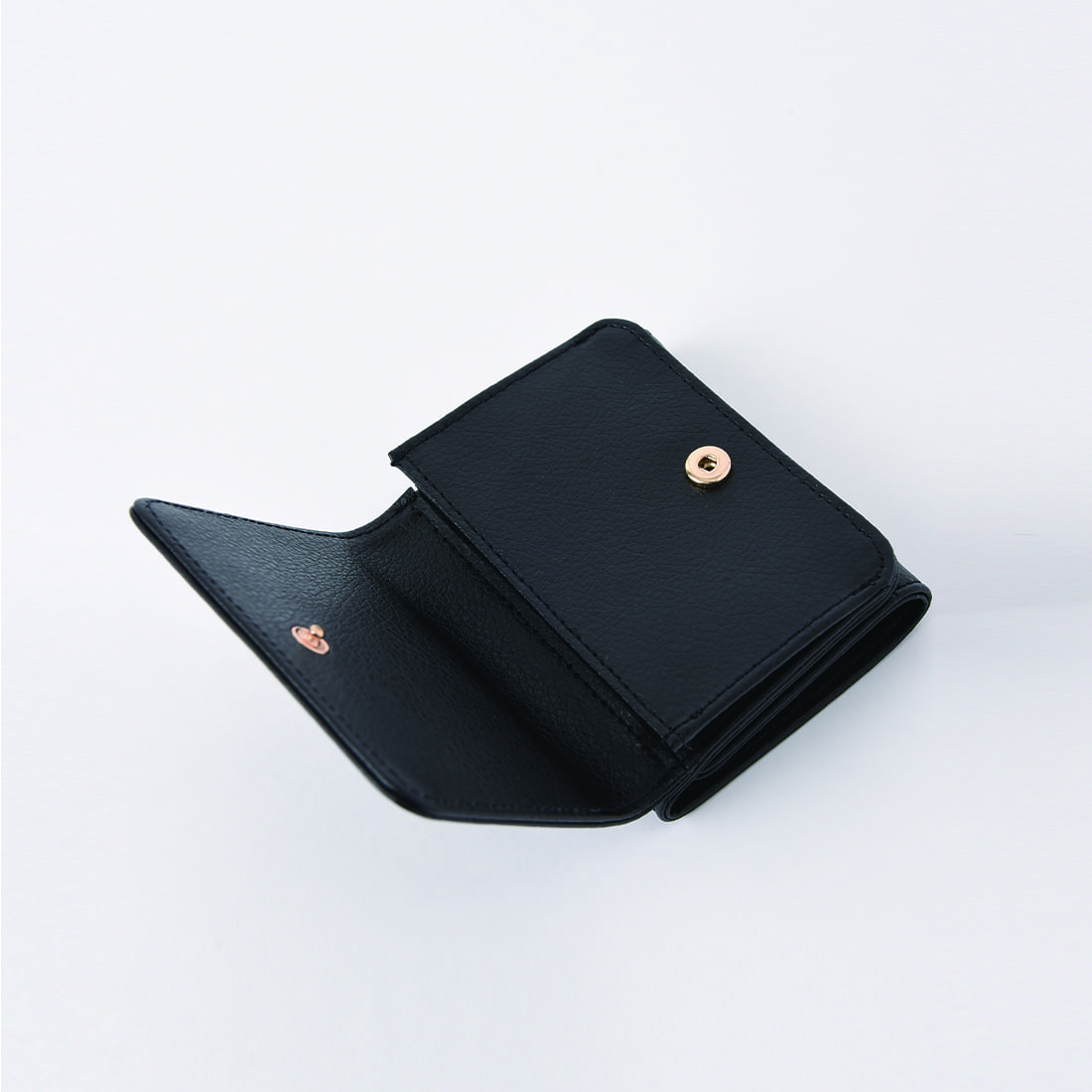 【ReZARD】Metal Plate mini Wallet