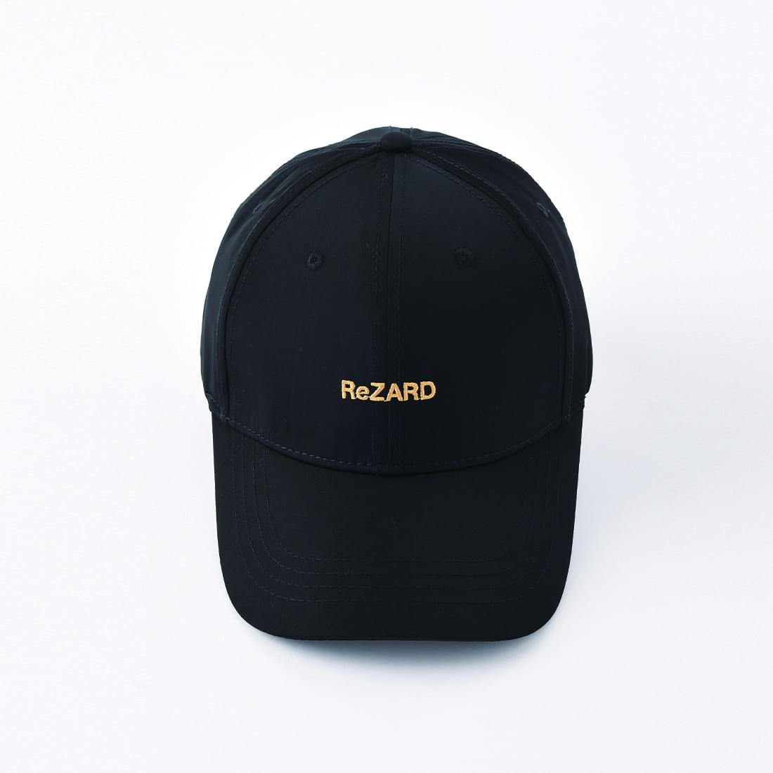 【ReZARD】Logo Nylon Cap