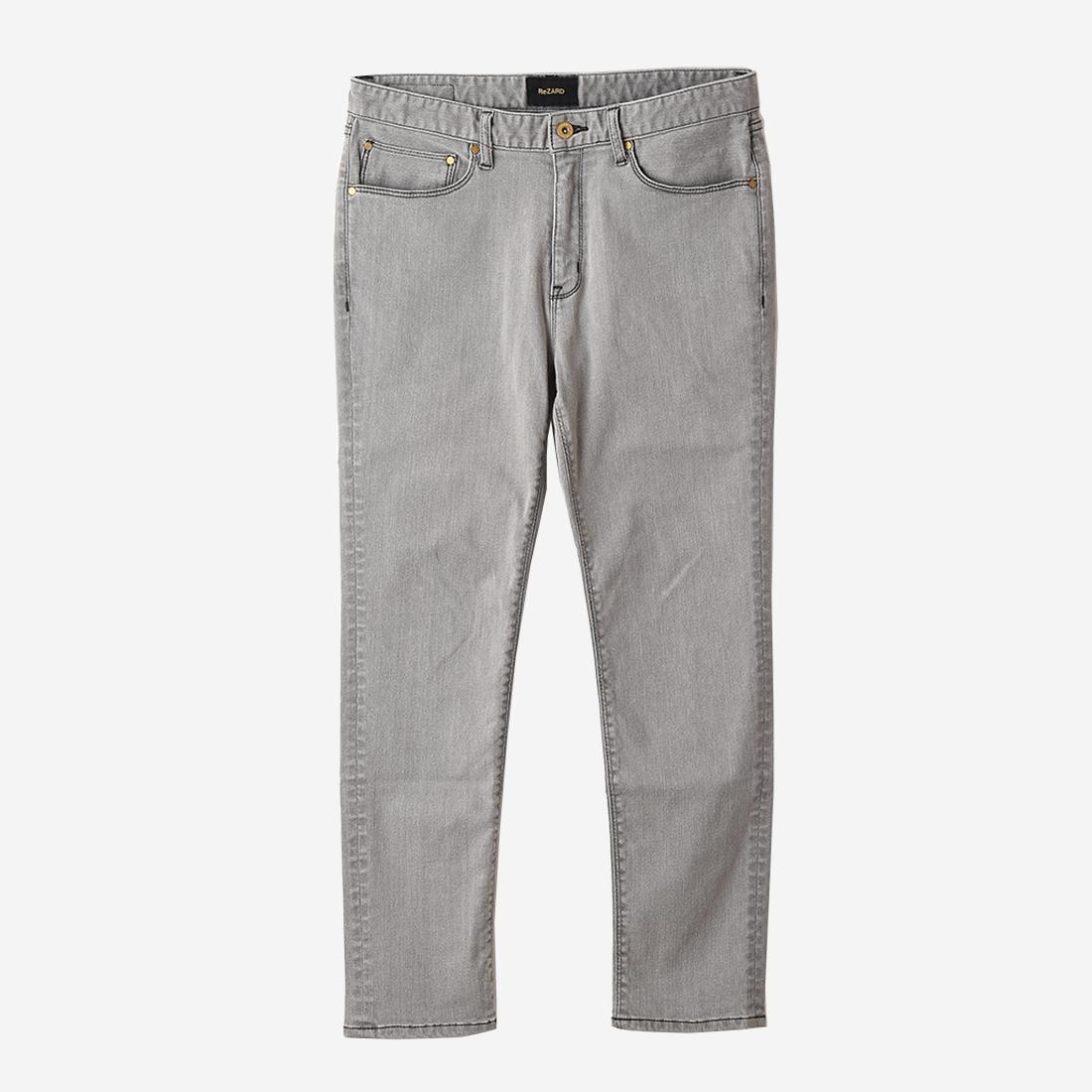 【ReZARD】New Logo Stretch Fit Pants