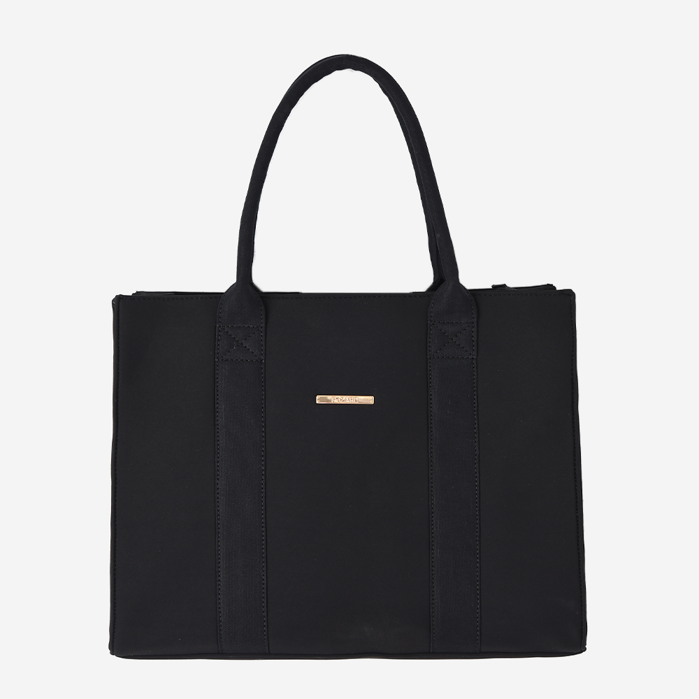 【ReZARD】Metal Plate Tote Bag