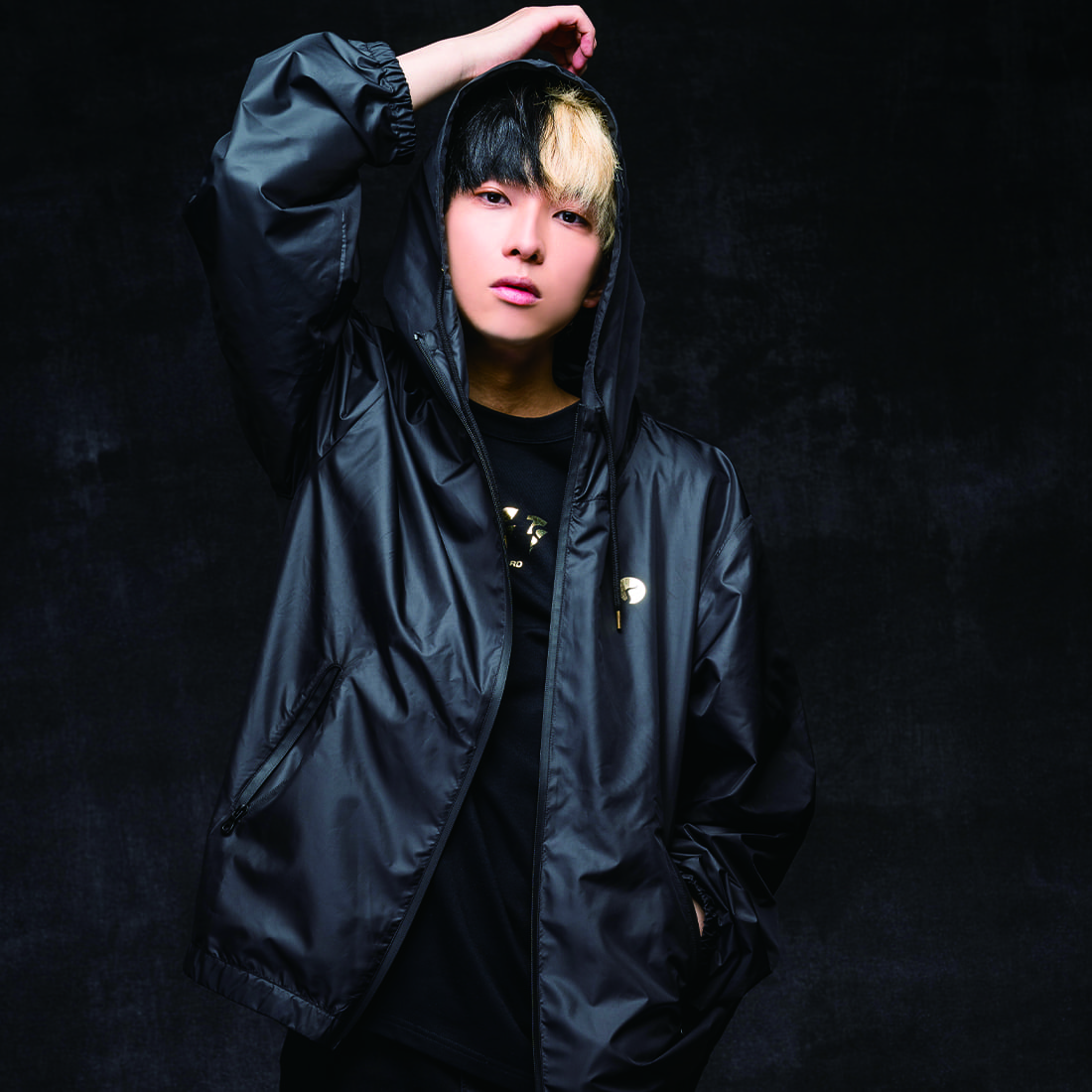 【ReZARD】 Hooded Jacket