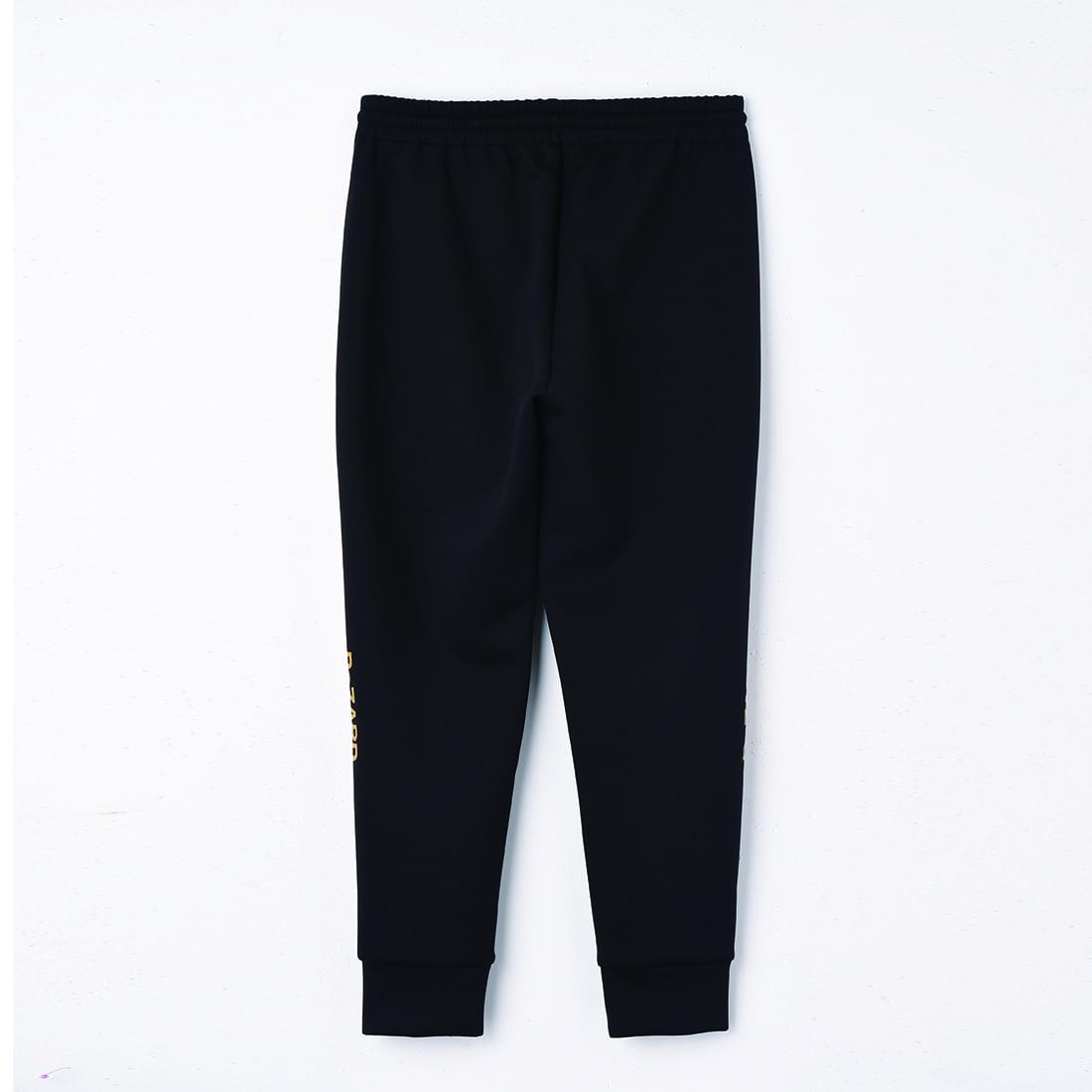 【ReZARD】Line Logo Jogger Pants
