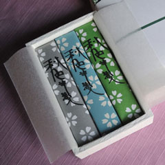 大坂家/秋色羊羹 (三棹入り)