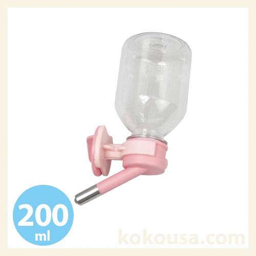 マルチボトルエコ ピンク 200ml