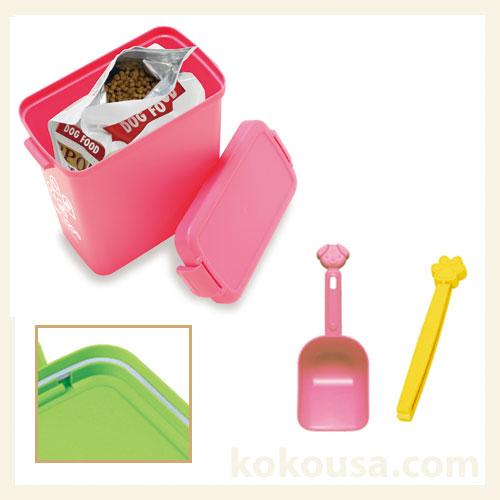ペットフードカンパニー L ピンク