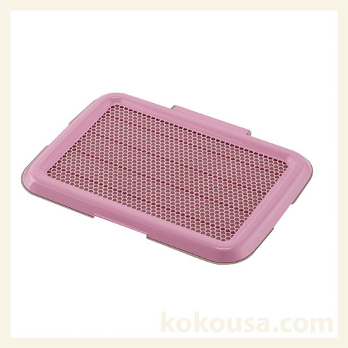 薄型しつけるトレー  S  ピンク