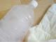 ペットボトルカバー2リットル用 ミルキーホワイト