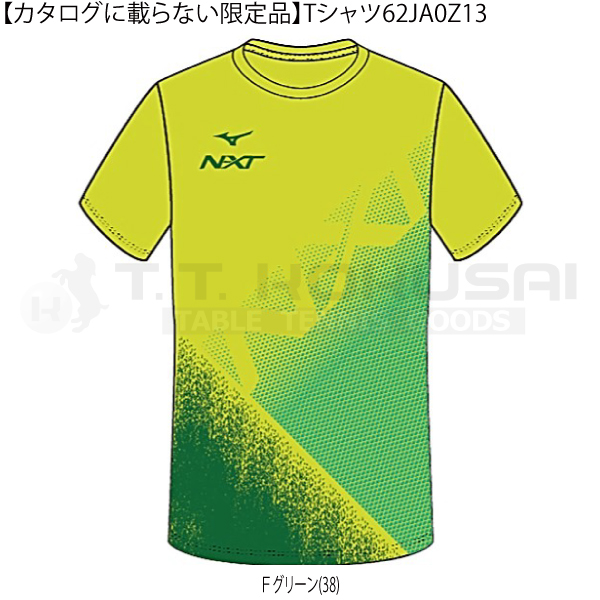 【カタログに載らない限定品】Tシャツ62JA0Z13