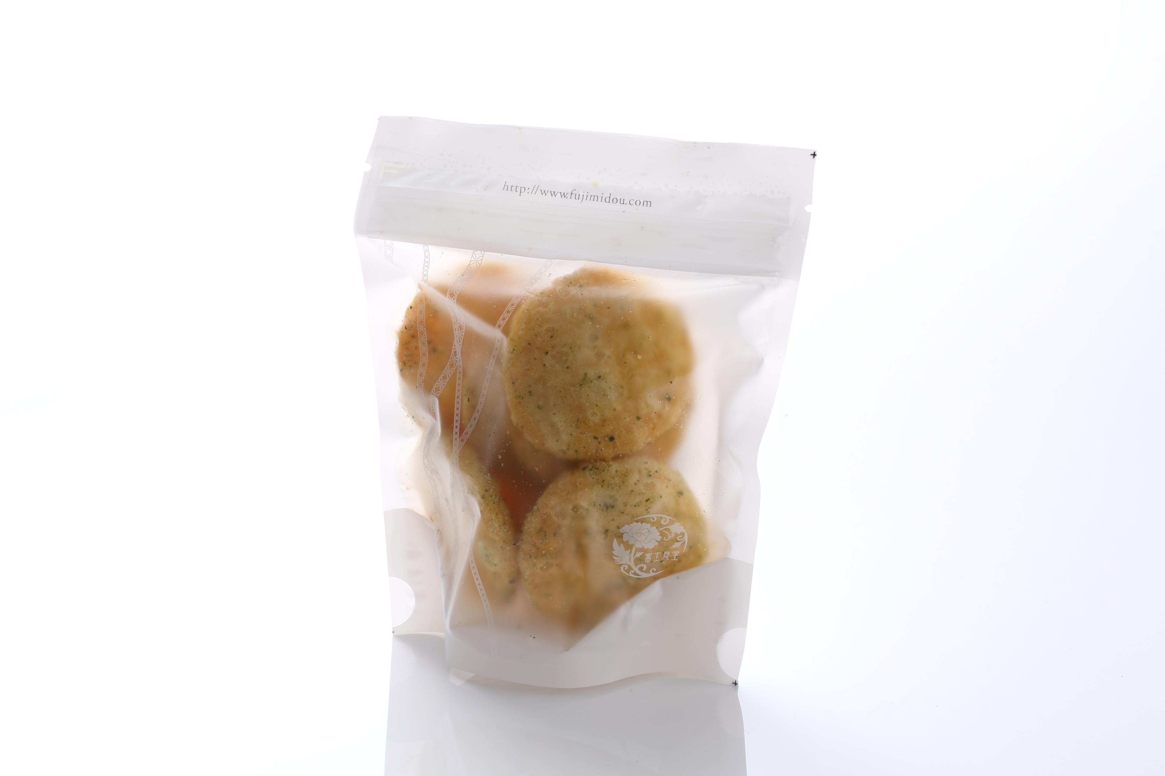 小丸揚げ−焼き塩−