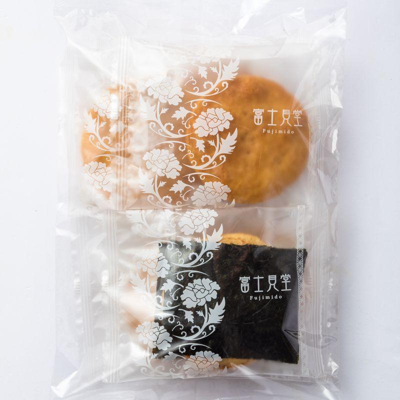 江戸大判煎餅 傳 -tsutae-