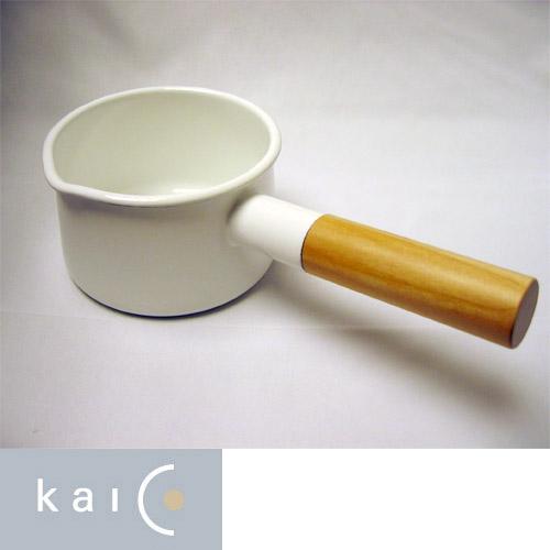 kaico ミルクパン15cm K-005 小泉誠デザイン