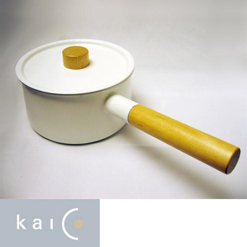 kaico 片手鍋18cm K-001 小泉誠デザイン