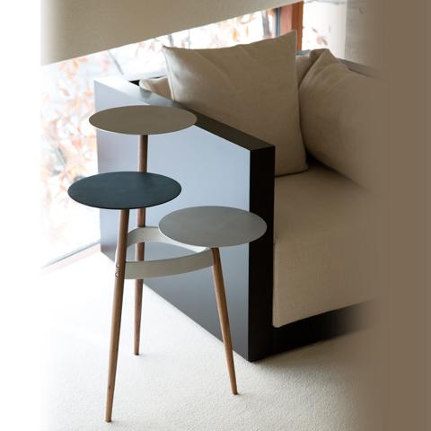 KANAYA カナヤ 3段テーブルHK+03
