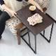ヤマソロ サイドテーブル Lily リリー W45×D30×H55cm