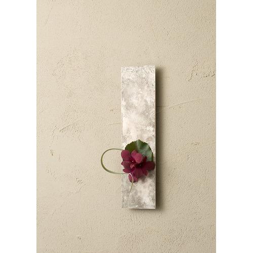 on the wall mini タペストリー型花器  モメンタムファクトリー・Orii(momentum factory Orii) 高岡銅器