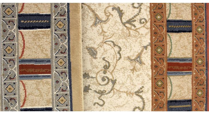 Prevell プレーベル ベルギー製 ウィルトンラグ グランドール 8797 カーペット 遊び毛が出にくい・防炎機能 絨毯