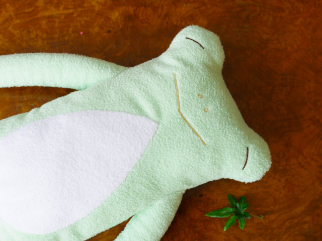 フモフモさん ベビー part.2 けろーにょ(L) 蛙 カエル ぬいぐるみ ふもふもさん モフモフさん 癒し おもしろ ユニーク ゆるキャラ  彼氏 彼女 女友達 プレゼント 誕生日 プレゼント バレンタイン ホワイトデー クリスマス プレゼント xmas プレゼント 母の日