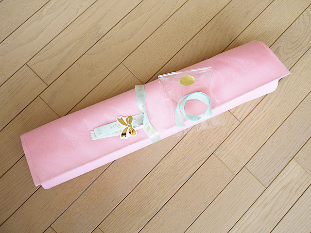 不織布フモフモさん休憩バッグ  プレゼント用にもなる、フモフモさん用保存袋 大切なフモフモさんを優しく休憩させてあげましょう!