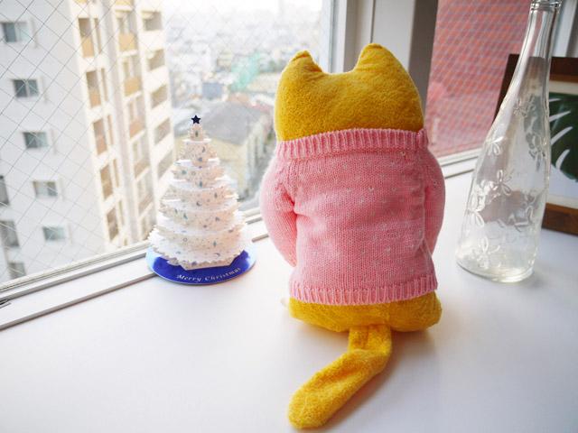 フモフモさん セーター ふもも(L) 動物 猫 ネコグッズ ネコ ぬいぐるみ ふもふもさん 癒し おもしろ ユニーク ゆるキャラ  ぬいぐるみ 彼氏 彼女 女友達 プレゼント 誕生日 プレゼント バレンタイン ホワイトデー クリスマス プレゼント xmas プレゼント 母の日