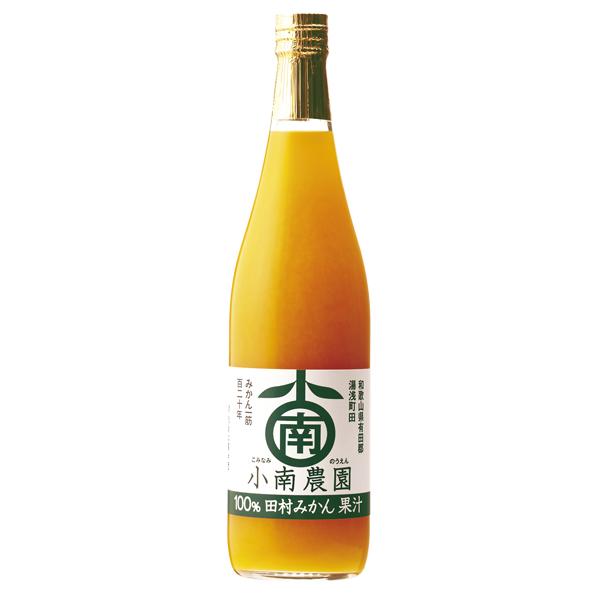 田村みかんジュース720ml