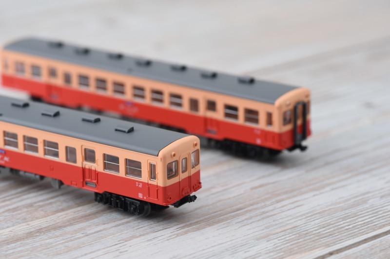 鉄道コレクション キハ200形(キハ202+キハ204)2両セット【小湊鐵道オリジナル品】