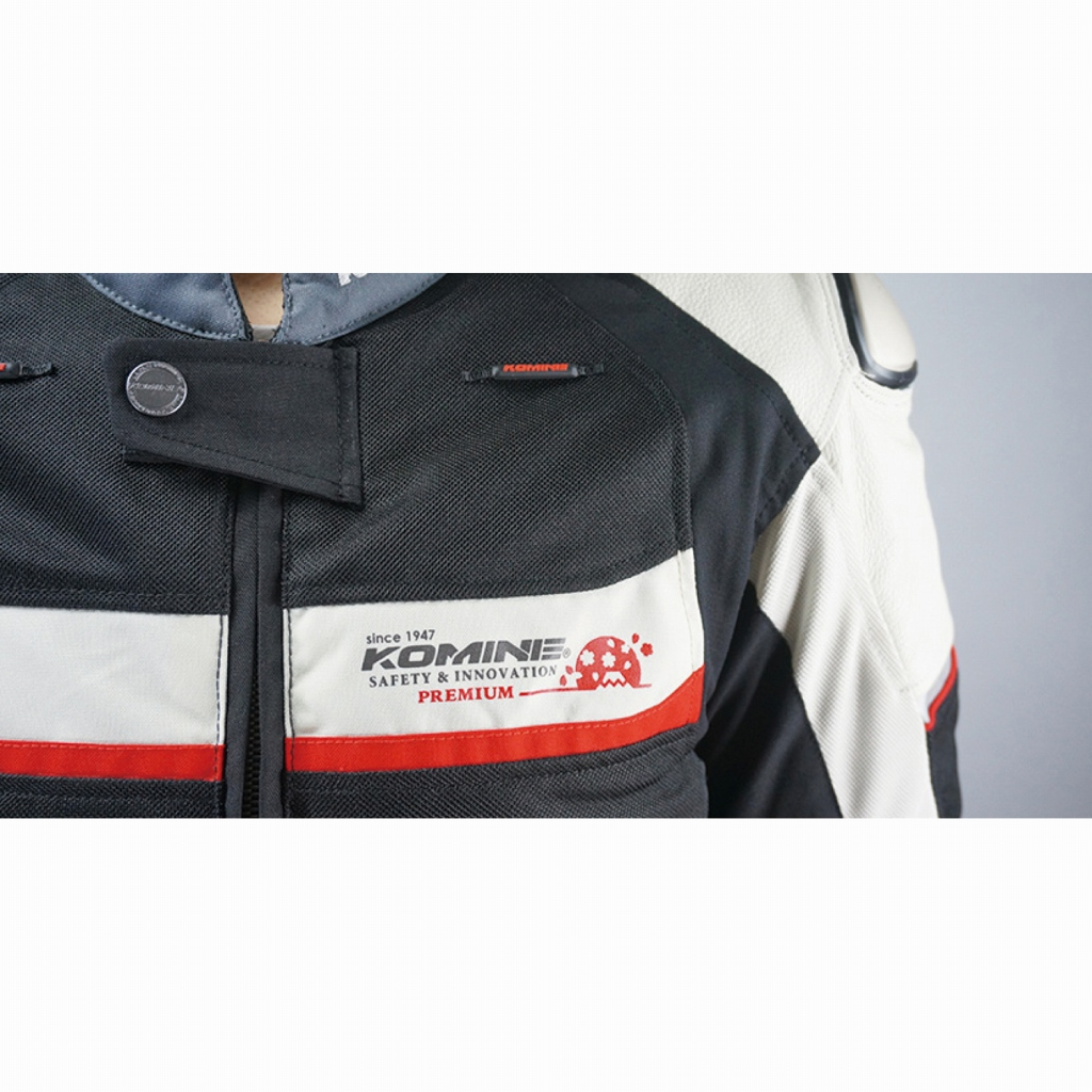 JJ-001 チタニウムメッシュジャケット