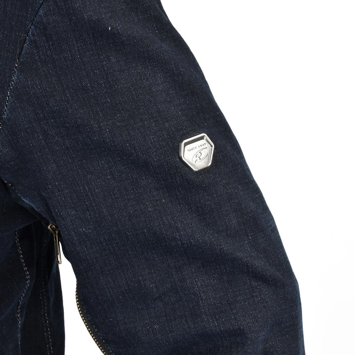 JK-153 プロテクトデニムシングルジャケット