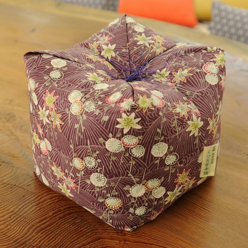 KAKU座 角(かく) 菊もみじ 本紫(ほんむらさき)