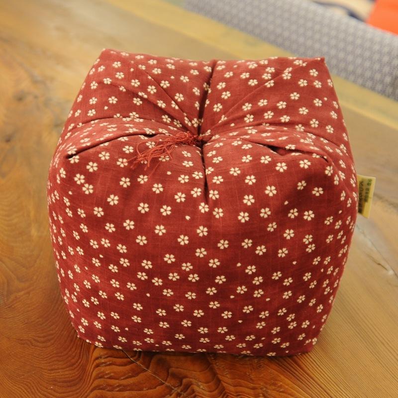 KAKU座 角(かく) 桜さくら 臙脂色(えんじいろ)