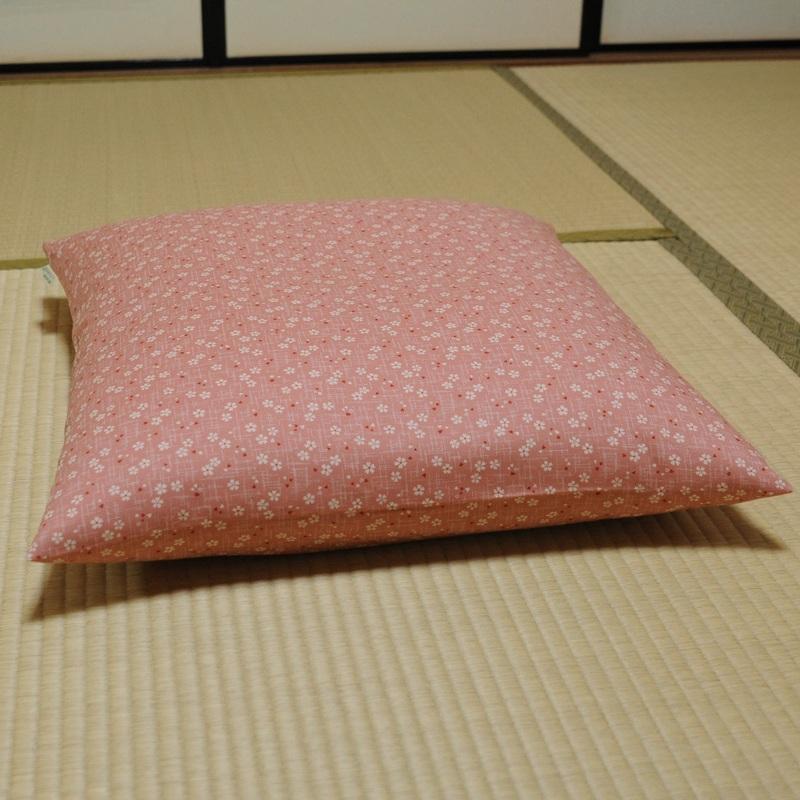 座布団カバー 桜さくら桃色(ももいろ)
