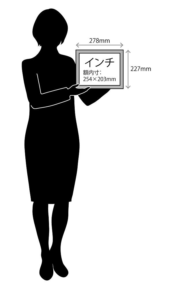 ラーソン・ジュール製 額縁 カレ