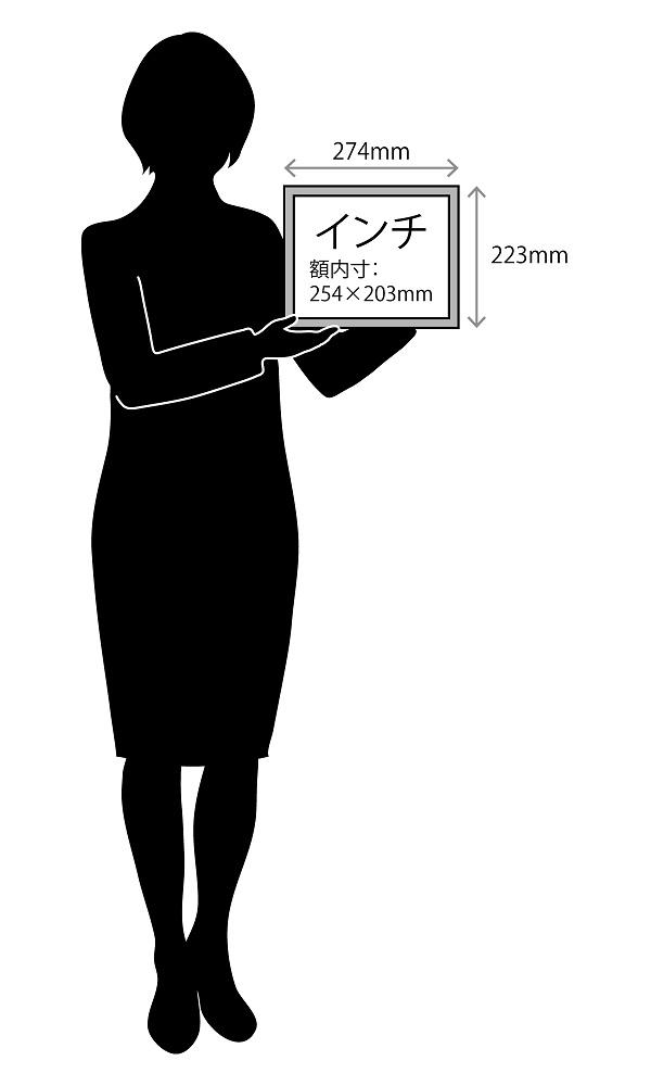 ラーソン・ジュール製 額縁 シャルム