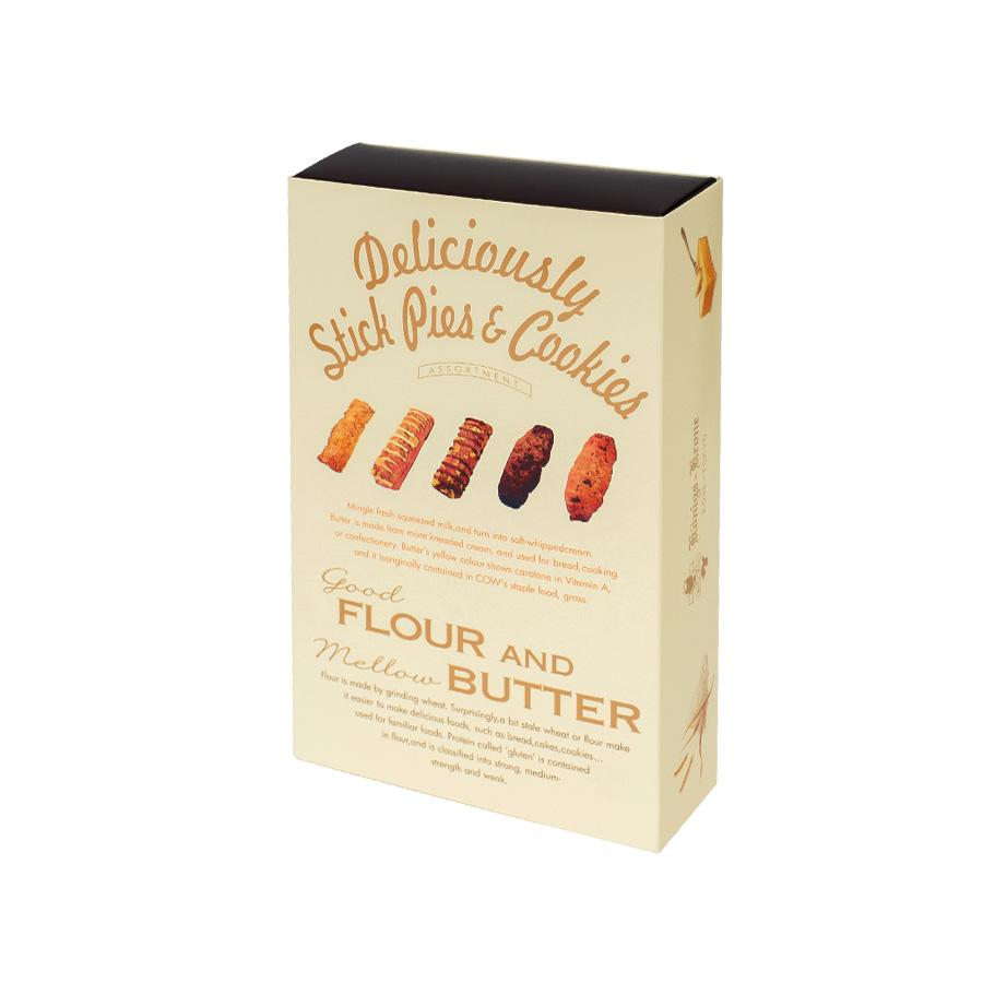 【当日発送対象(カード・代引のみ)】ミニパイ クッキー10本入【オンライン店限定】