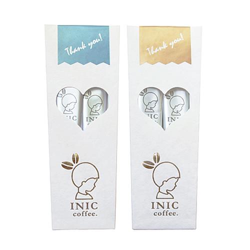 INIC for Wedding (スティック型プレミアムインスタントコーヒー プチギフト)