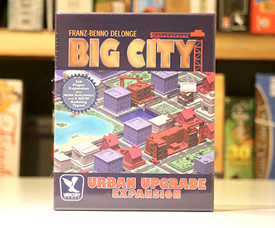ビッグシティ20周年記念版:拡張セット