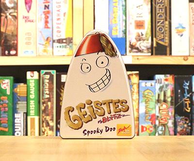 おばけキャッチ ボウシの中 / Geistesblitz SpookyDoo