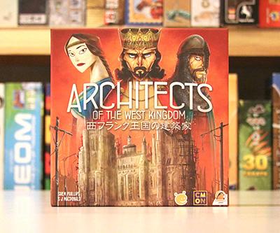 西フランク王国の建築家日本語版 / Architect of the West Kingdom