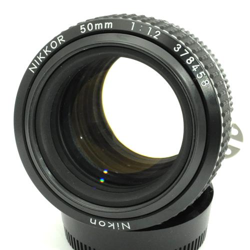 Nikon/ニコン  Ai-S 50mm F1.2